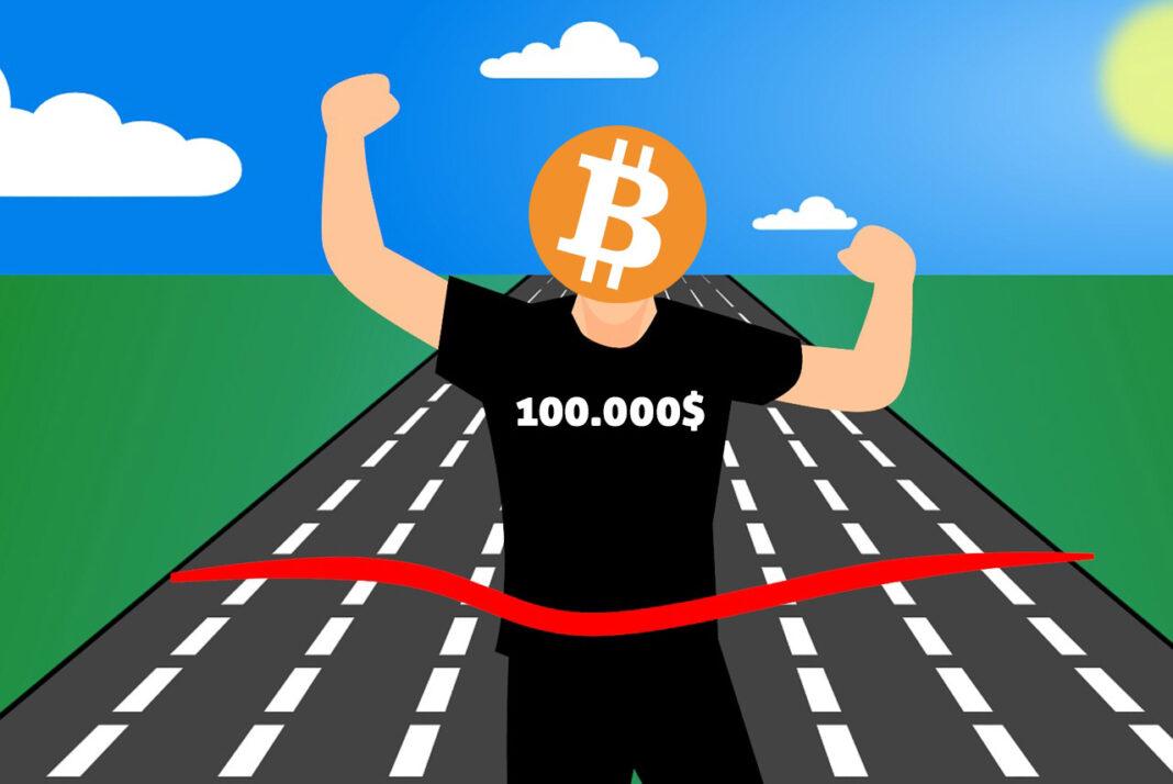 bitcoin 100 000 dollars
